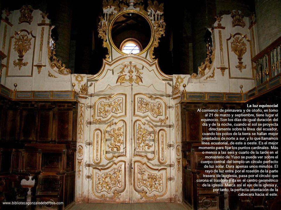 La biblioteca que este monasterio alberga, es una de las más importantes de Europa. En ella hay más de 300 documentos fechados entre los siglos XI y X