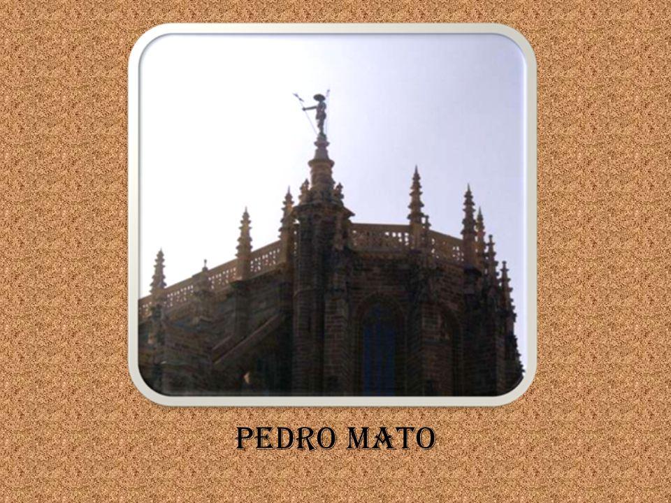 CATEDRAL DE SANTA MARIA Dice la leyenda, que Pedro Mato, era un arriero maragato que suministraba vino, aceite y alimentos a los habitantes de Astorga