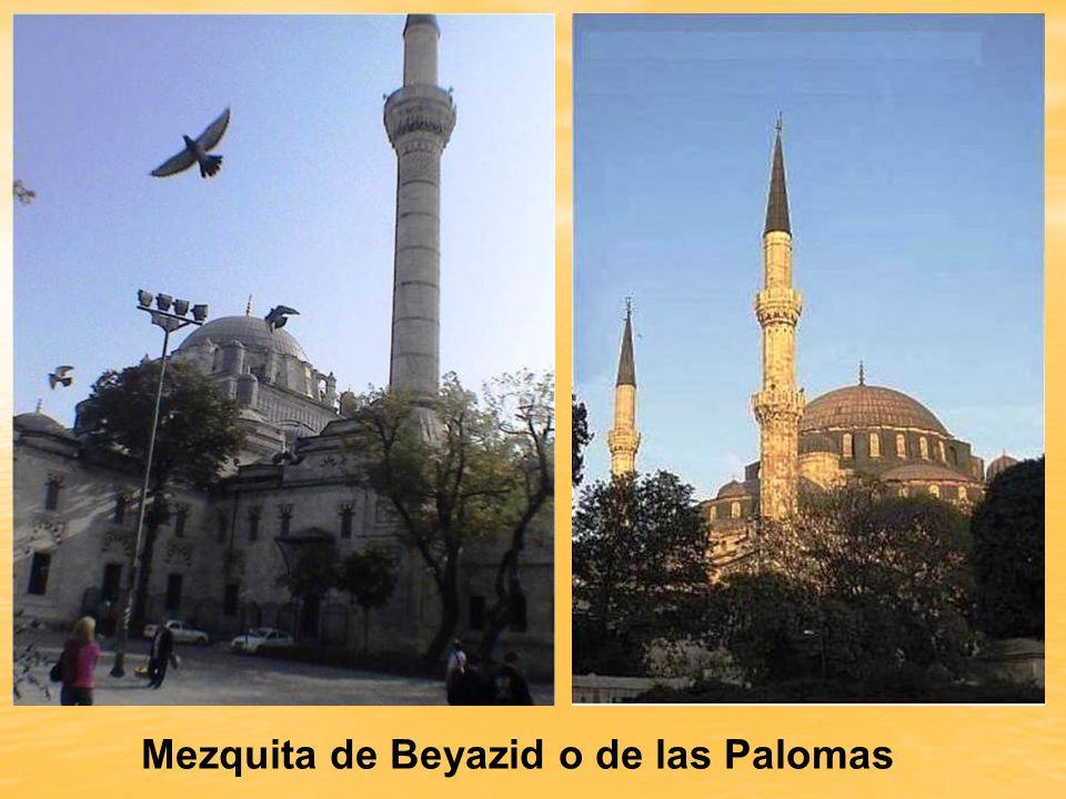 Mezquita de Sehzade en Sehzadabasi