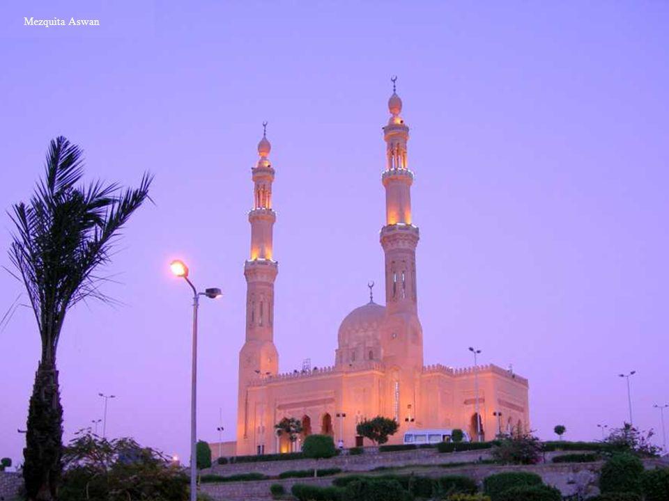 Mezquita Aswan