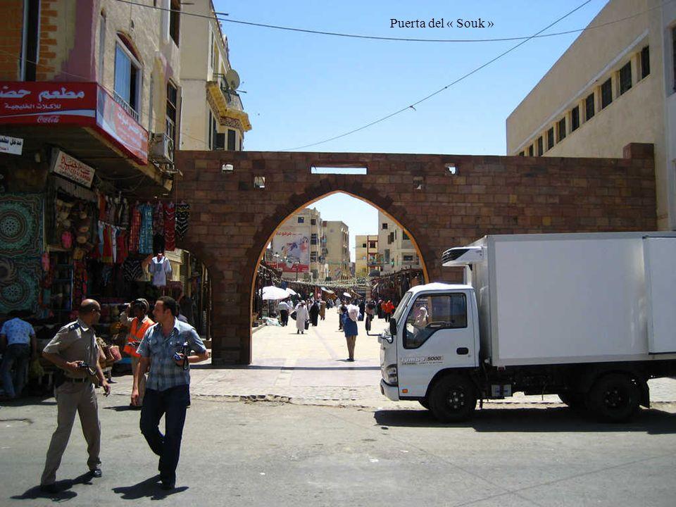 Puerta del « Souk »