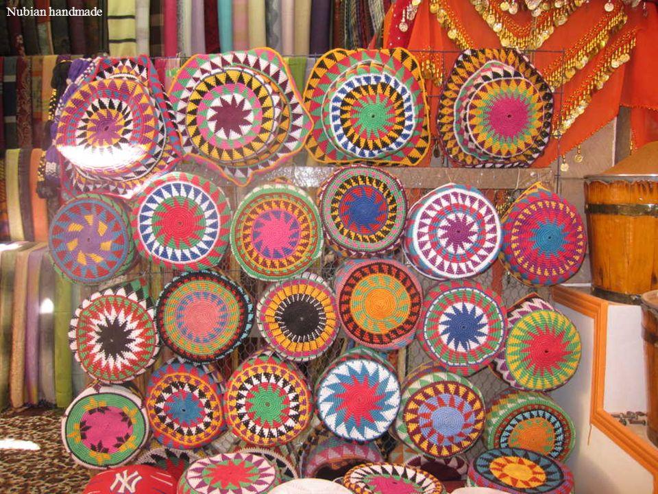 Nubian handmade