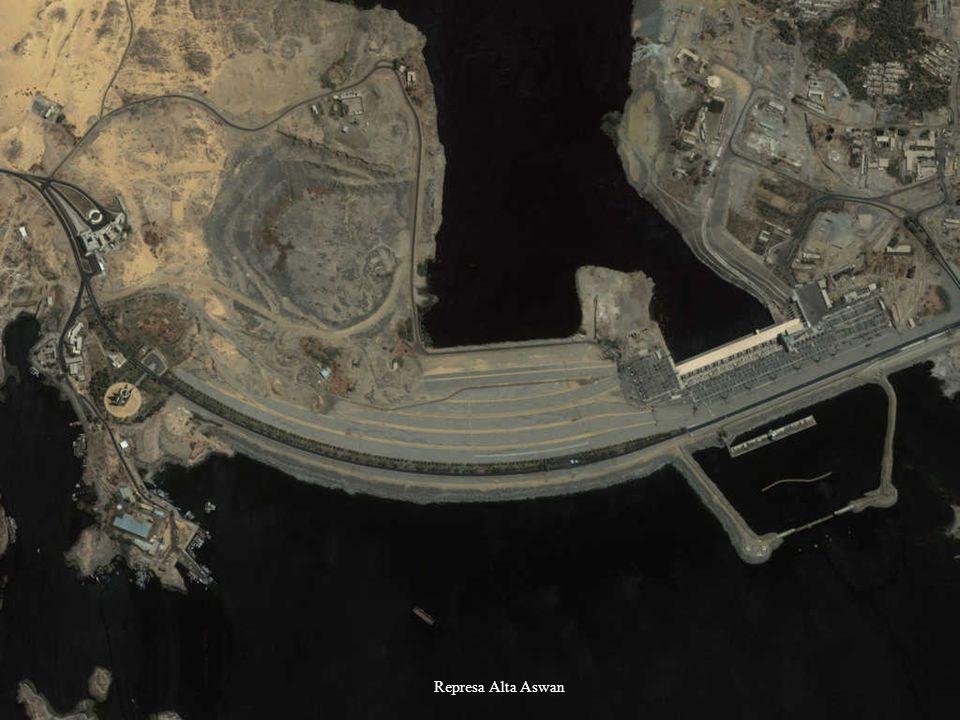 Represa Alta Aswan
