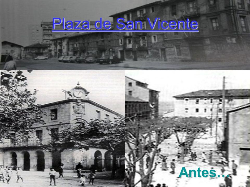 Plaza Bide Onera JardinesJardines -Numerosos árboles -Palmeras OtrosOtros -Quiosco -Tubos de Ibarrola -Numerosos comercios