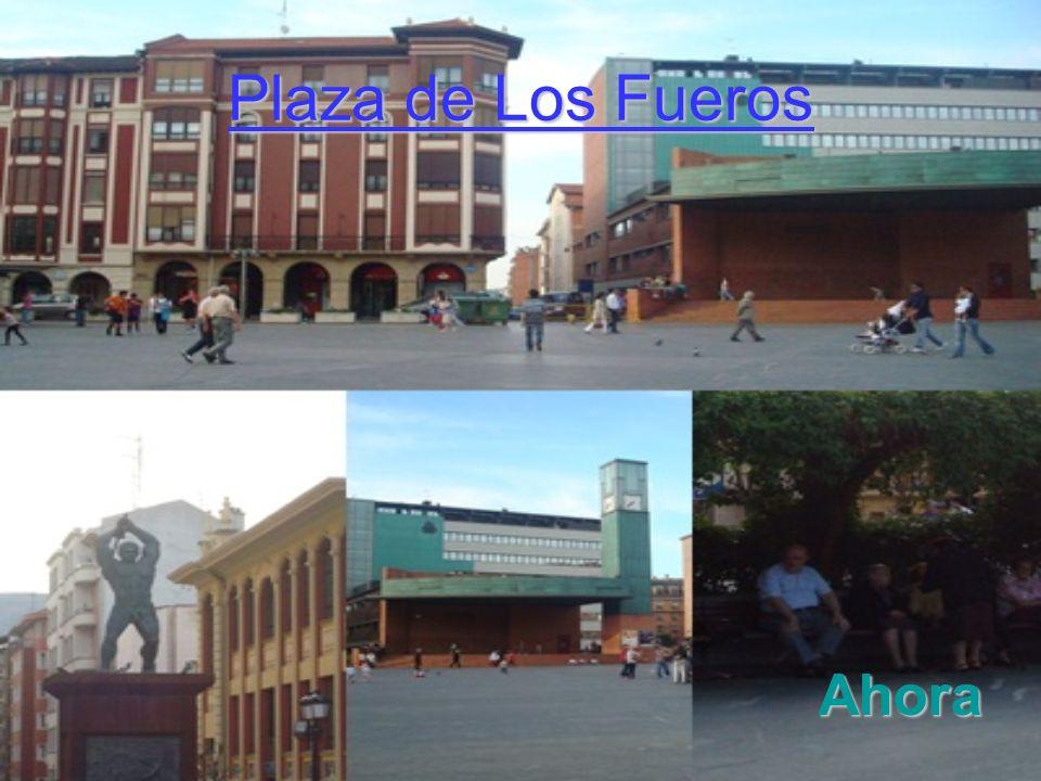 Plaza de RENFE Antes…