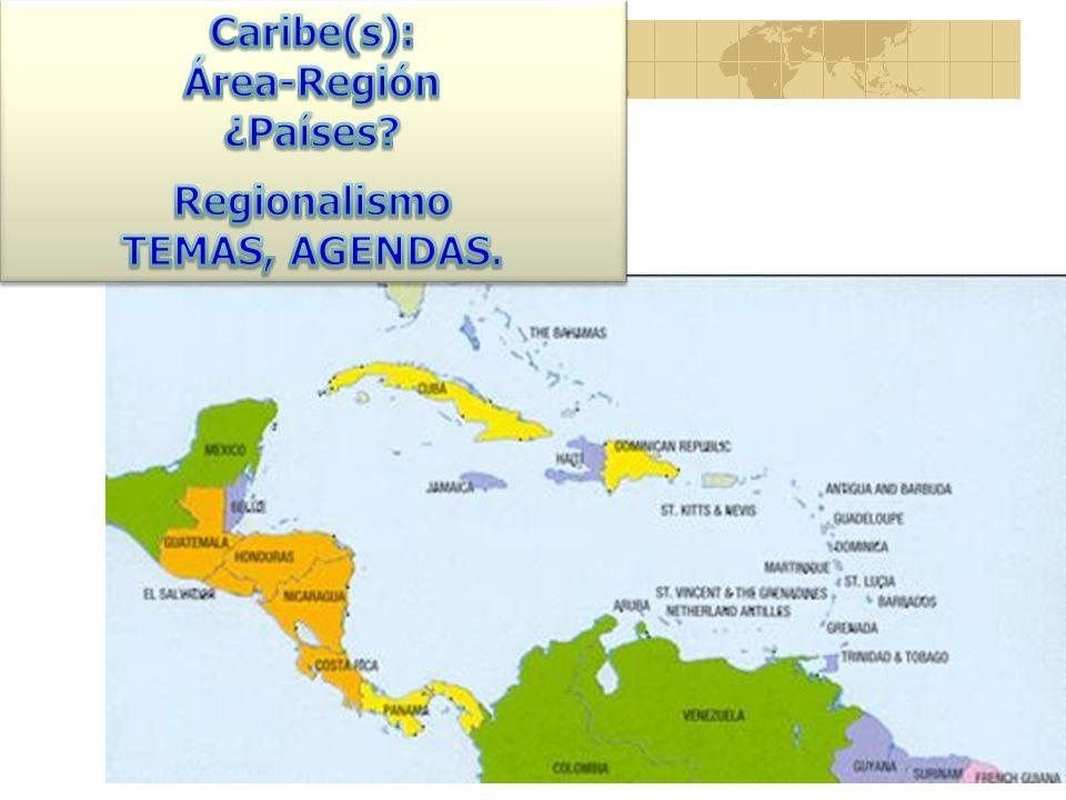 Tema: La cooperación regional en el Caribe y la agenda sobre Turismo y desarrollo sustentable, me permite abordar dos aspectos: Propósitos: 1.La discusión en torno al regionalismo en el Caribe y 2.Las características del regionalismo en el Caribe en la conformación de una agenda en torno al turismo sustentable.