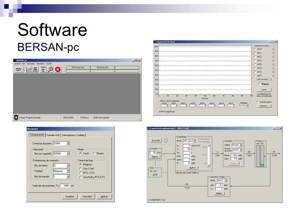 Software BERSAN-pc