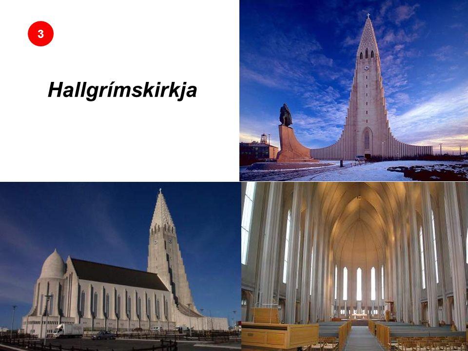 Hallgrímskirkja Increíble iglesia de Islandia 3 La Hallgrímskirkja (literalmente, la iglesia de Hallgrímur) es una iglesia luterana situada en Reikjav