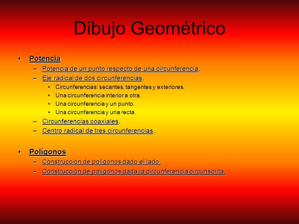 DIBUJO TÉCNICO Dibujo Geométrico Richard Nogales C.