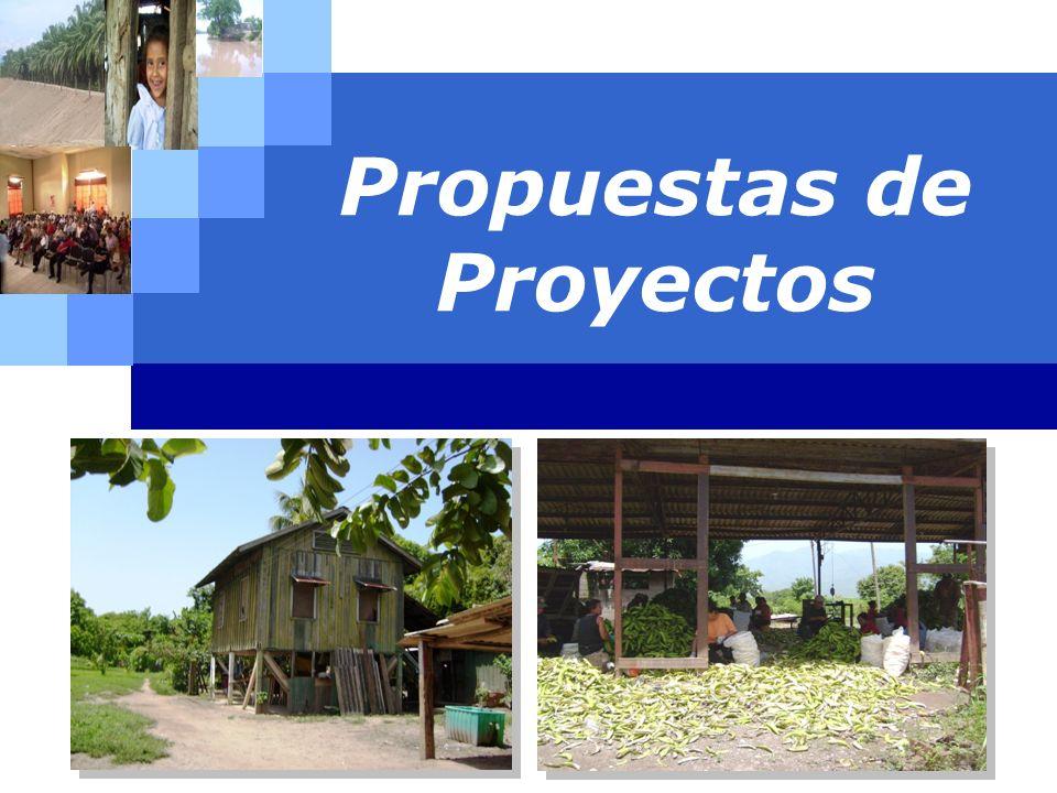 Company name Propuestas de Vivienda Mejoramiento de viviendas 24 proyectos, 1,630 viviendas Construcción de viviendas 31 proyectos, 1885 viviendas