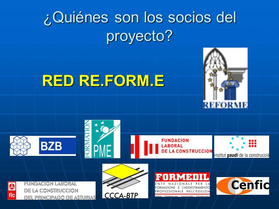 ¿Cuáles son las actividades del proyecto.