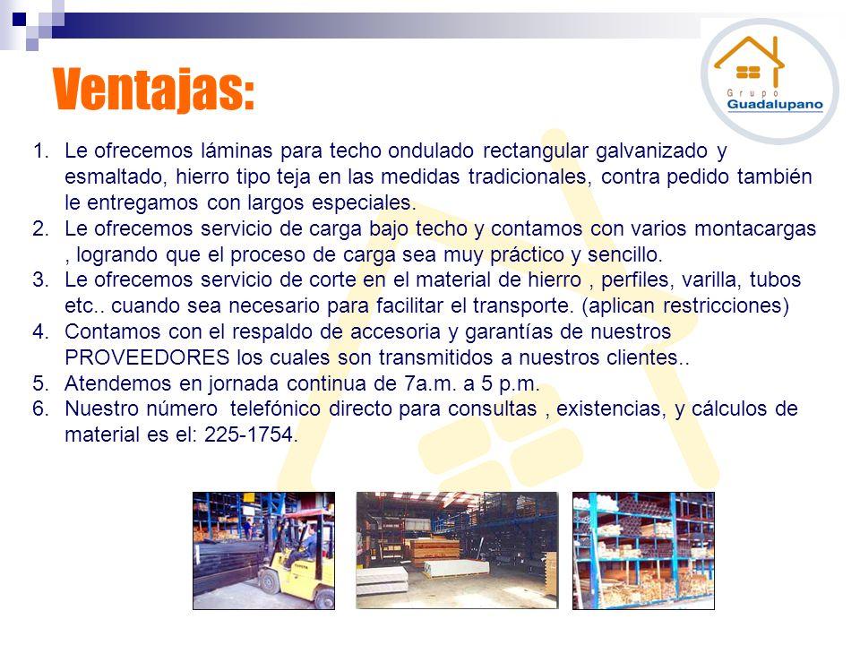 Ventajas: 1.Le ofrecemos láminas para techo ondulado rectangular galvanizado y esmaltado, hierro tipo teja en las medidas tradicionales, contra pedido