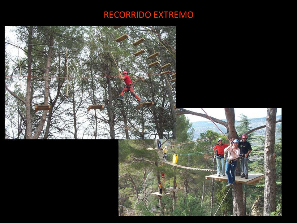 RECORRIDO EXTREMO