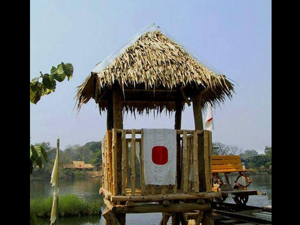 Kwai (Khwae Noi) : Es un río al oeste de Tailandia, cerca de la frontera con Birmania; desemboca en el Golfo de Tailandia.