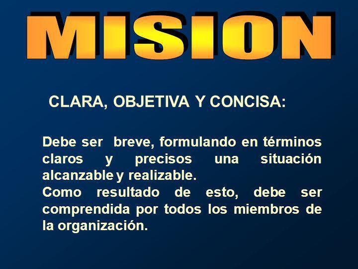 ESAN EJEMPLOS DE MISIONES La misión de ESAN es contribuir al desarrollo de las empresas y organizaciones que operan en el Perú, principalmente, y en el ámbito latinoamericano, mediante la creación y difusión de conocimientos aplicados a la gestión, de modo que mejoren su eficiencia y el bienestar de las personas que laboran en ellas, dentro de principios de ética y de libertad de pensamiento y de acción.