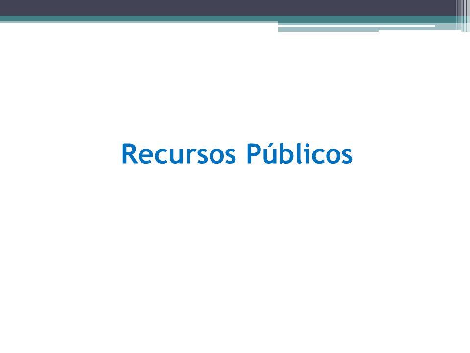 Recursos Públicos