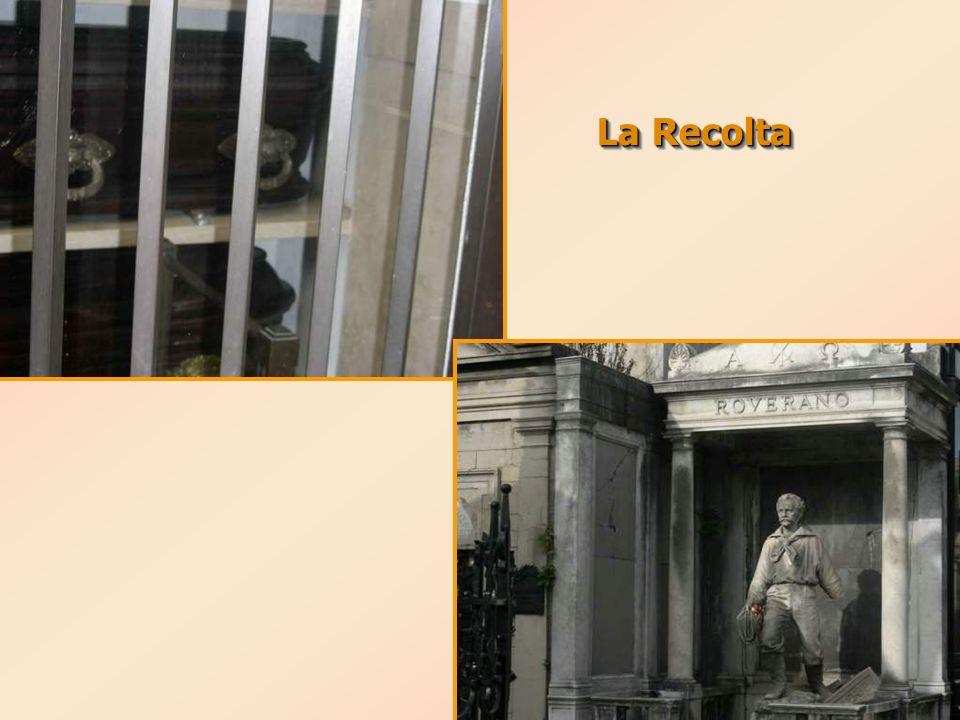 Mausoleo de la Familia Duarte La Recoleta