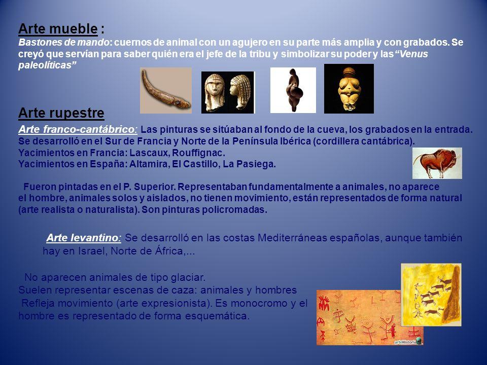 El Neolítico ( 7000-5000 A 900 años a.de J.C.) Cultivaban plantas y domesticaban animales.