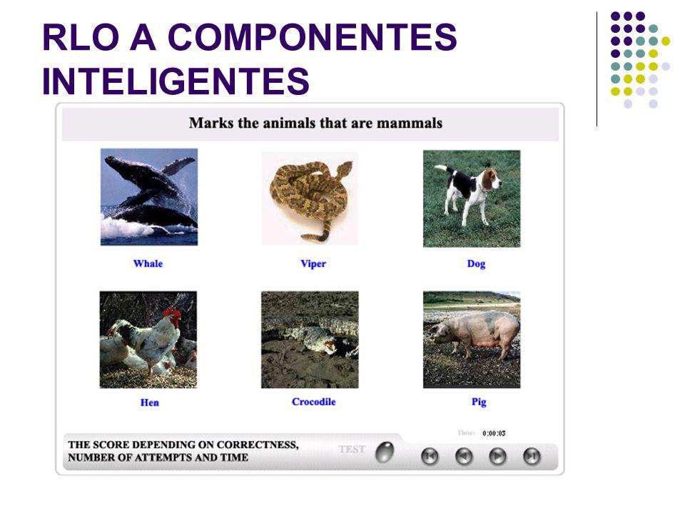 RLO A COMPONENTES INTELIGENTES