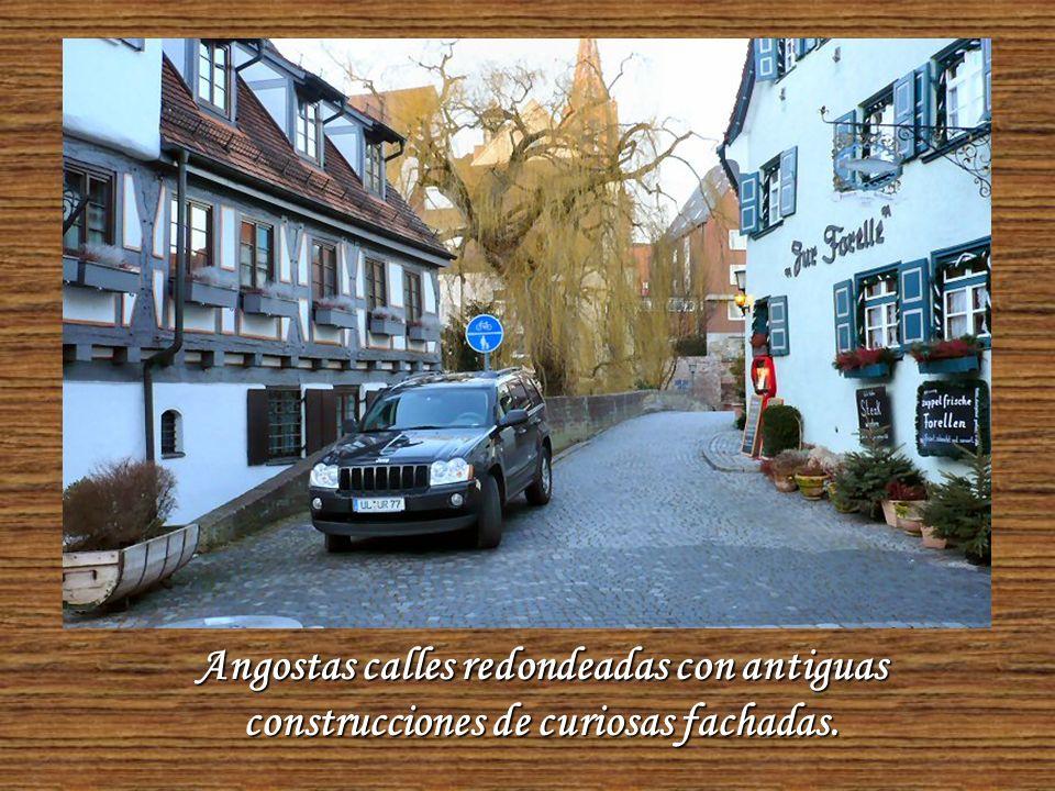Este tipo de construcción, se encuentra en el casco antiguo de la ciudad.