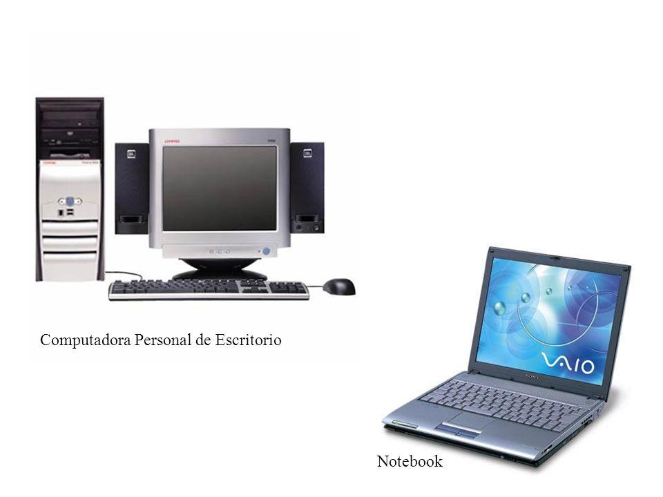Computadora Personal de Escritorio Notebook