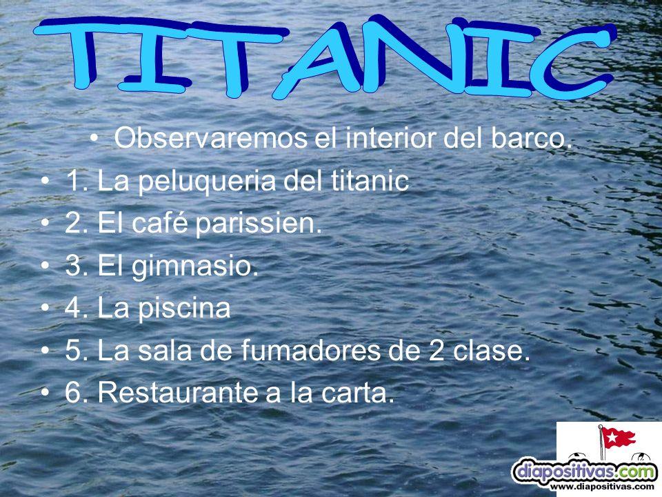 El RMS Titanic (en ingles: Royal Mail Steamship Titanic, Buque Correo Real ) era el segundo de un trío de transatlánticos, la clase Olympic que pretendía dominar el negocio de los viajes transoceánicos, a principios del siglo XX.