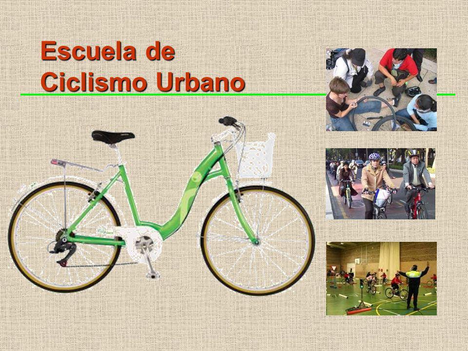 Escuela de Ciclismo Urbano