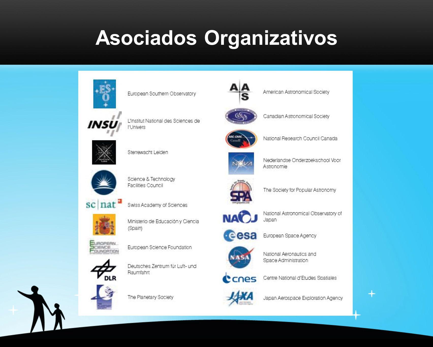 Asociados Organizativos