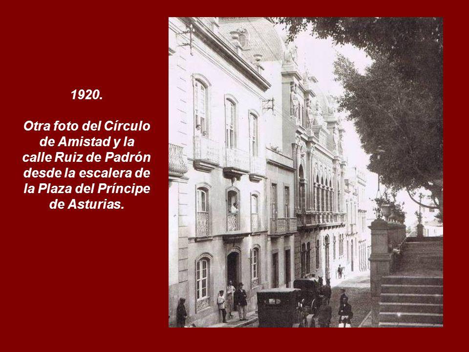 1855. Circulo de Amistad XII de Enero.