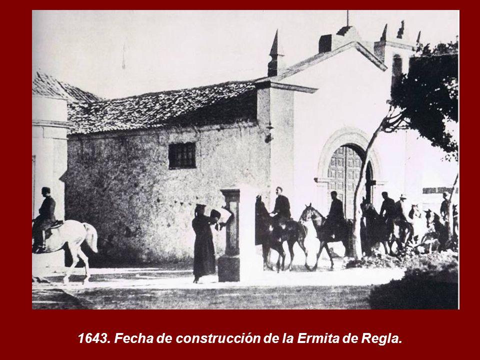 1881. Palacio de Capitanía General de Canarias.