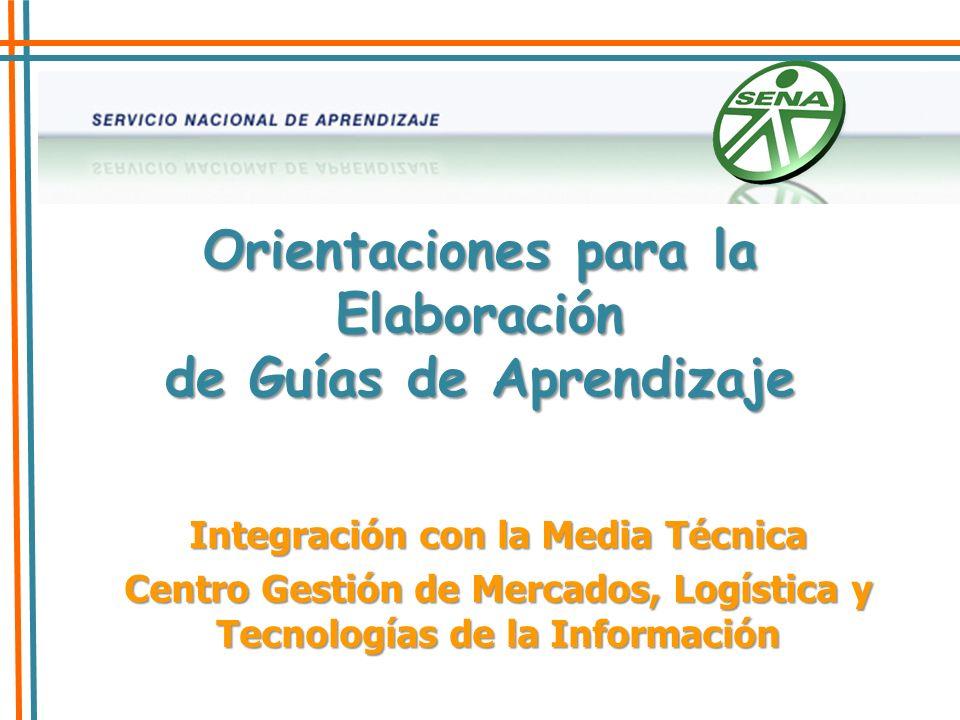 Ing.Mauricio Montenegro Asesor Integración con la Media Técnica 1.1.