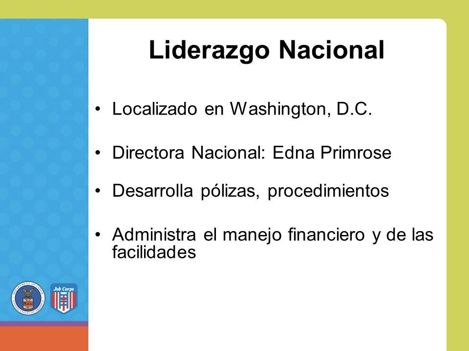 Liderazgo Nacional Localizado en Washington, D.C.