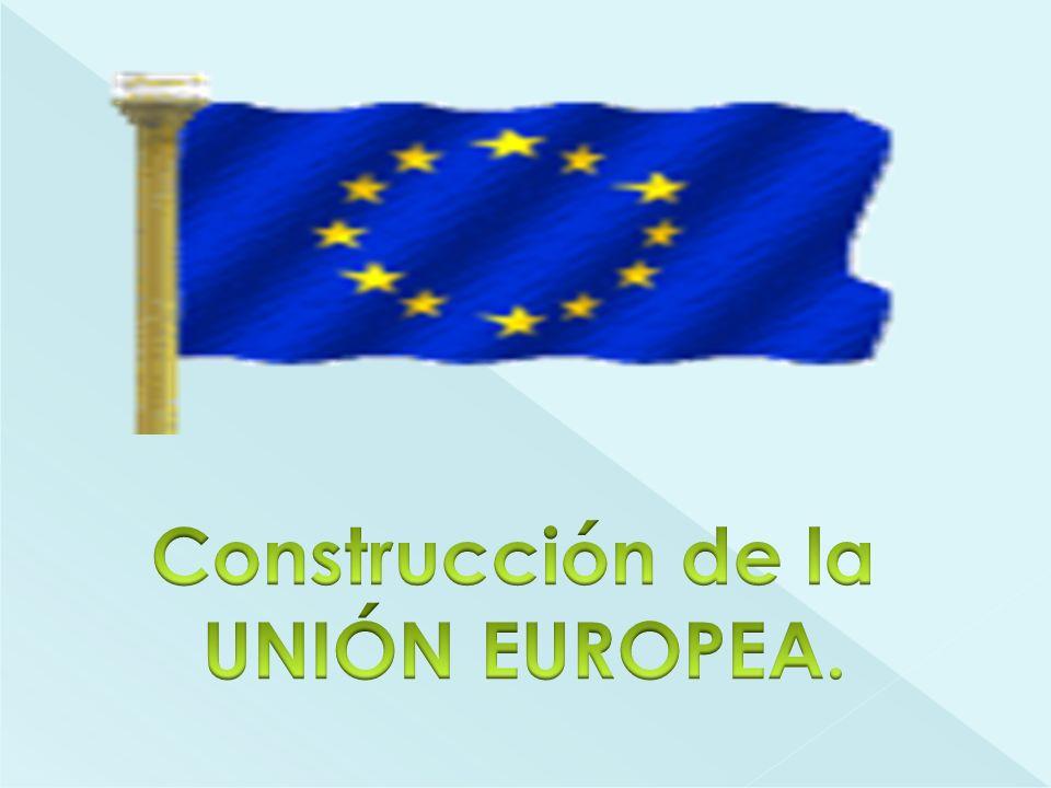 En 2013 se incorporará Croacia (UE de 28) NUEVA INCORPORACIÓN: 2013