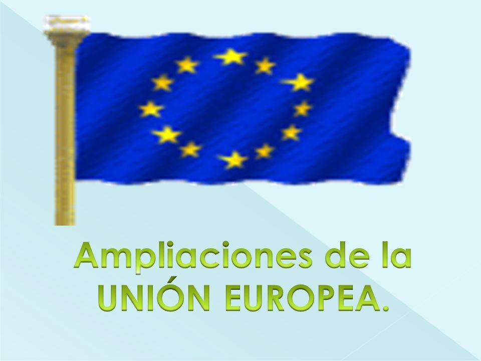 En 1958, los seis estados (Bélgica, República Federal Alemana, Francia, Italia, Luxemburgo y los Países Bajos ), constituyeron la Comunidad Económica Europea.