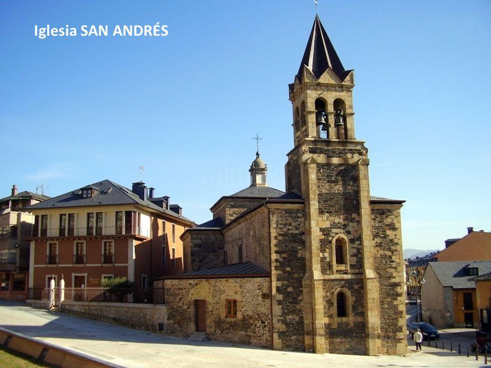 Iglesia SAN ANDRÉS