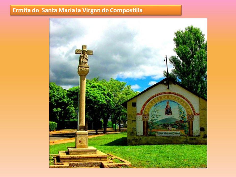 Ermita de Santa Maria la Virgen de Compostilla