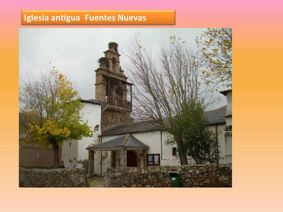 Iglesia antigua Fuentes Nuevas