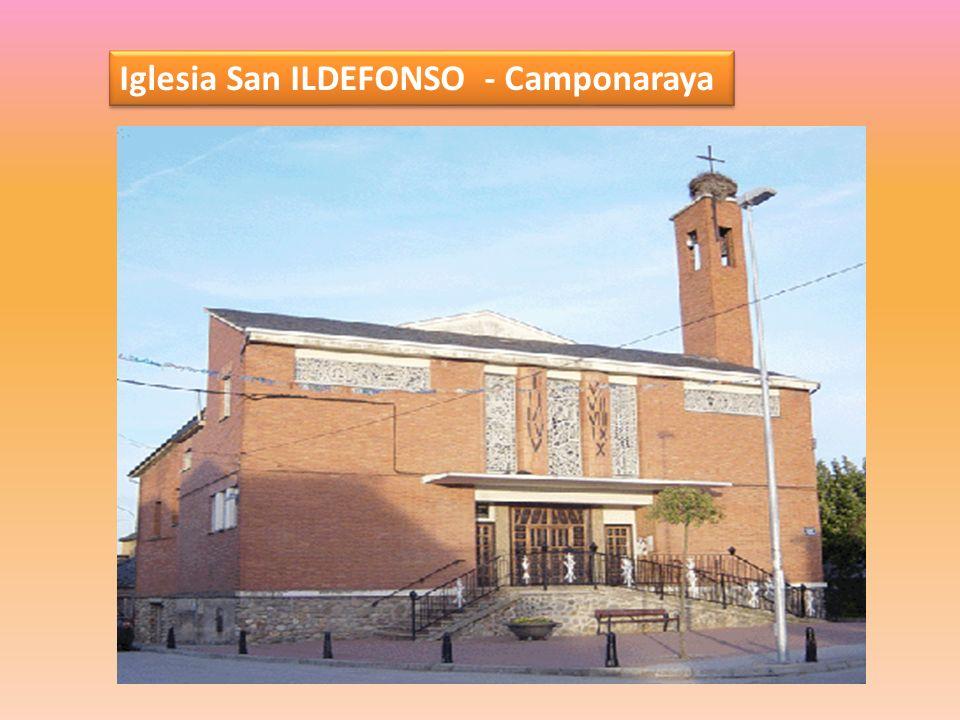Iglesia San ILDEFONSO - Camponaraya