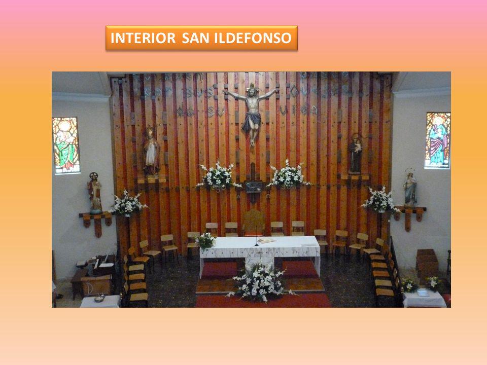 INTERIOR SAN ILDEFONSO