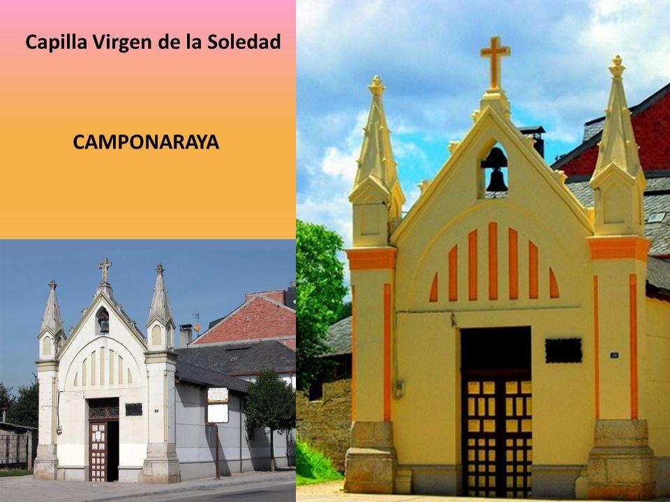 Capilla Virgen de la Soledad CAMPONARAYA