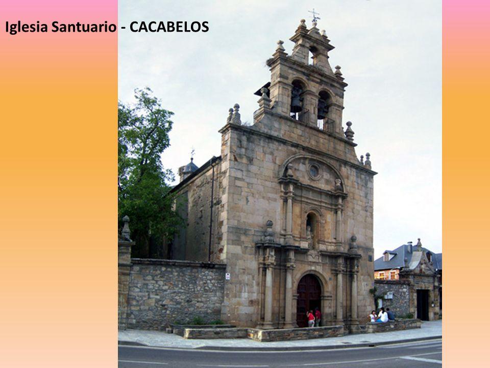 Iglesia Santuario - CACABELOS
