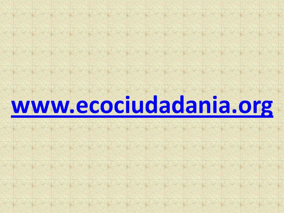 www.ecociudadania.org