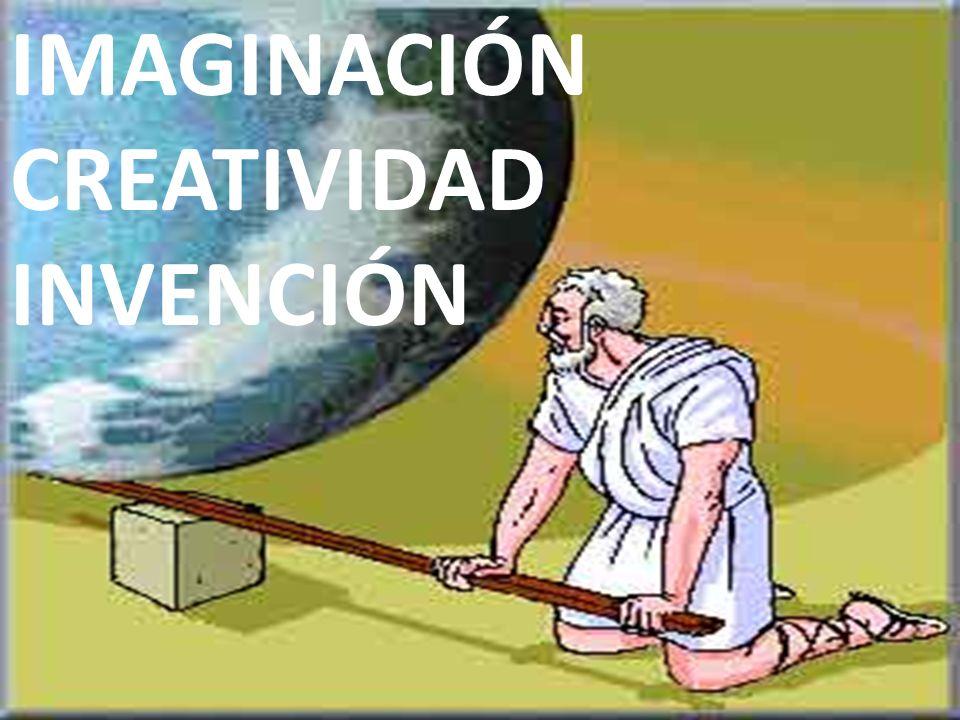 IMAGINACIÓN CREATIVIDAD INVENCIÓN