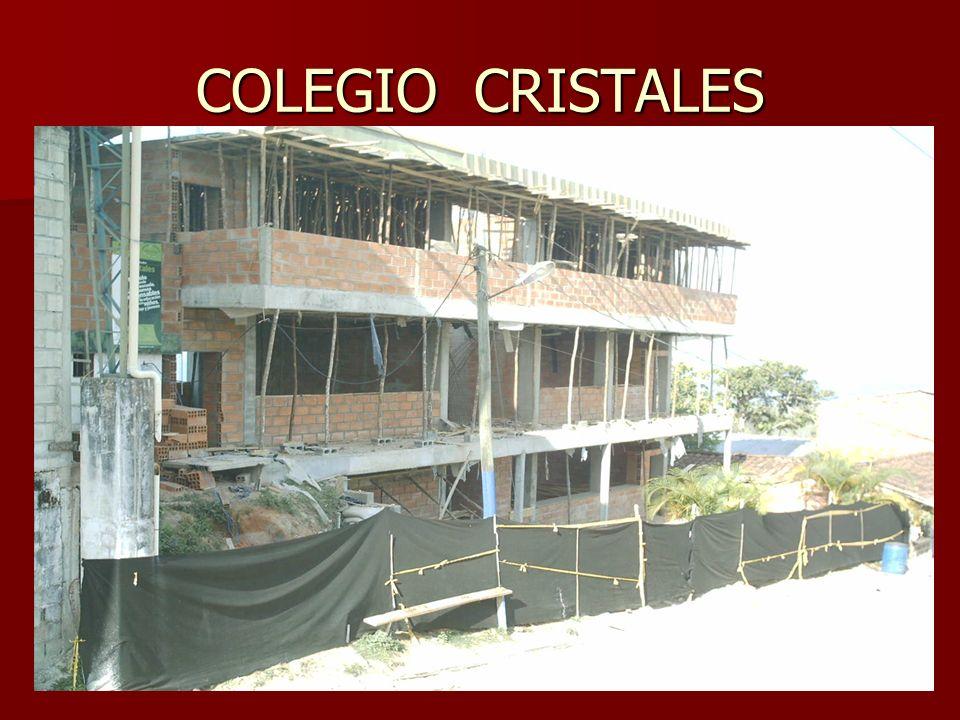COLEGIO CRISTALES