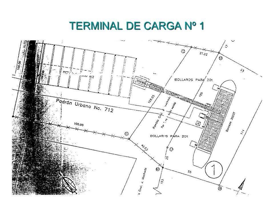 TERMINAL DE CARGA Nº 1