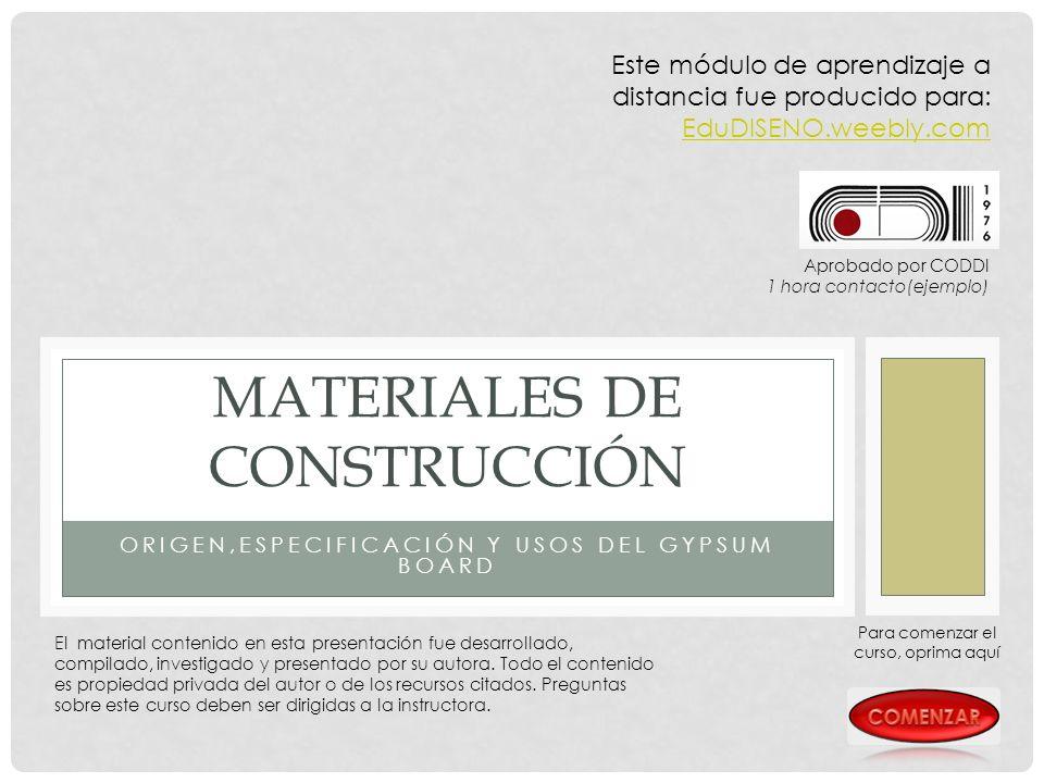 201352 Ventajas de la construcción con Gypsum