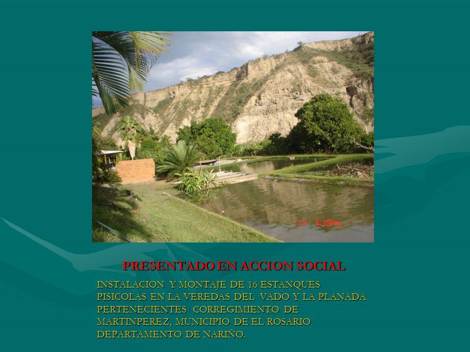 PROYECTO ALIMENTOS POR TRABAJO ATENCIÓN ALIMENTARIA BÁSICA, CAPACITACIÓN EN EL MANEJO ORGÁNICO E IMPLEMENTACIÓN DE CUATRO UNIDADES PRODUCTIVAS MEDIANTE LA APLICACIÓN DE LA METODOLOGÍA DE ENSEÑANZA Y APRENDIZAJE APRENDER HACIENDO, COMO UN APORTE AL MEJORAMIENTO DE LA DIETA NUTRICIONAL DE 300 FAMILIAS.,P M A.