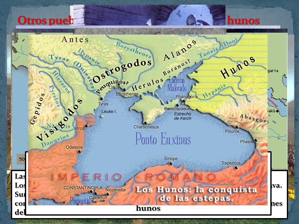27 Las rutas de los vikingos Los vikingos eran un pueblo guerrero que habitaba en la región escandinava.