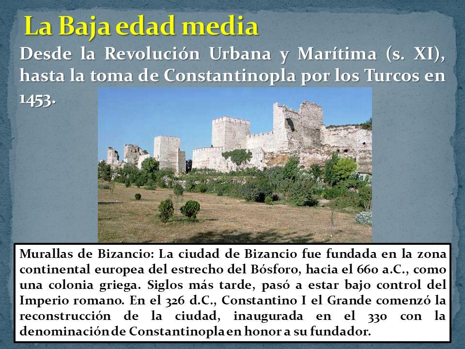 9 Desde la Revolución Urbana y Marítima (s.
