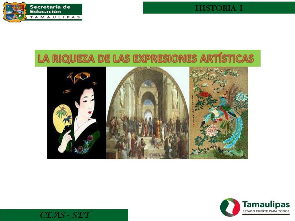 CEAS - SET HISTORIA I LA HERENCIA DEL RENACIMIENTO En los siglos XV y XVI en Italia tuvo lugar una gran revolución en las artes.